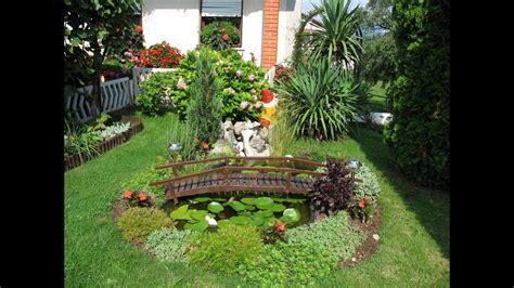ideas de jardines 30 ideas en hermoso jardin peque 241 o dise 241 o youtube