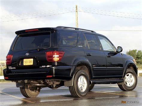 05 Toyota Sequoia Toyota Sequoia Limited 2000 05 Pictures 800x600