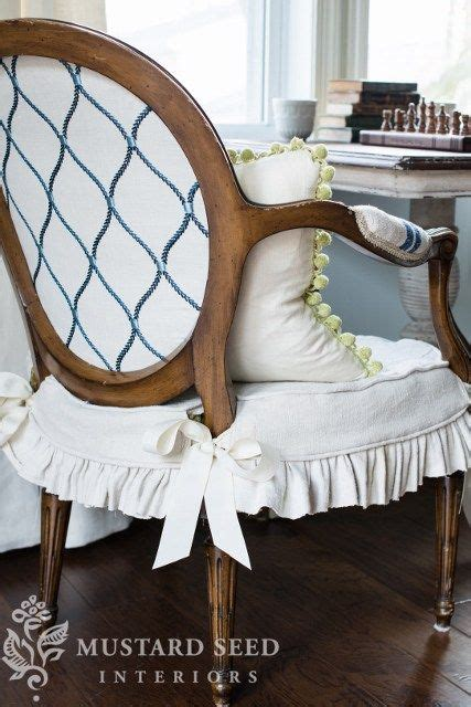 dining chair slipcover tutorial 1000 ideas about dining chair slipcovers on pinterest