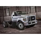 Of The 2016 Ford F650 – One Most Powerful Commercial Trucks