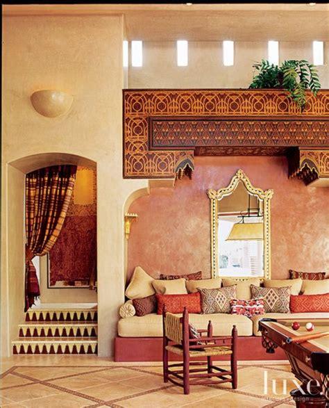 orientalische wandfarben marokkaische len bunte farben im orientalischen haus