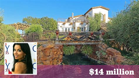 eva longoria lists hollywood hills compound  bought  tom cruise   million la times