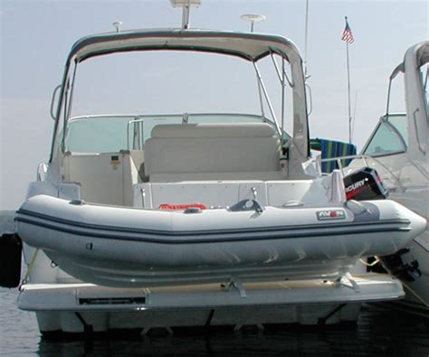 dinghy boat photos dinghy davit photos of dinghy davits and inflatable boat