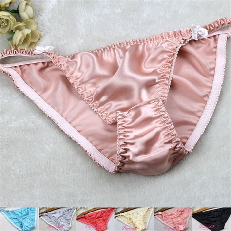 Celana Dalam Wanita Cd099b Low Waist Brief popular silk buy cheap silk lots from china silk