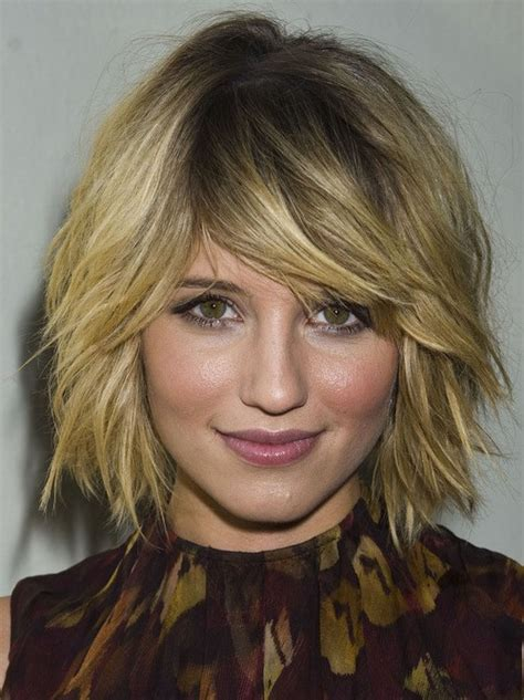 bob shag fine hair the trendiest shaggy bob haircuts of the season