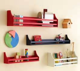 Childrens Wall Bookshelves 10 Best Decor Accessories For Functional Room