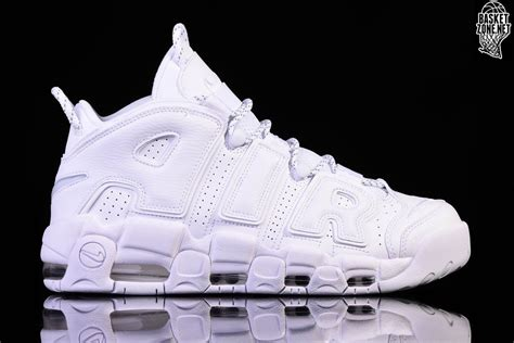 Sepatu Basket Air More Up Tempo White Gold nike air max uptempo gt off33 discounts