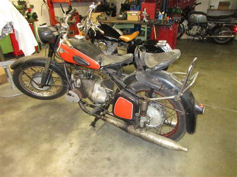Motorrad Bk by Umgebautes Motorrad Ifa Dkw Bk 350 Motorrad