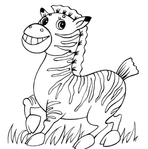 zebra face coloring page zebra face coloring pages