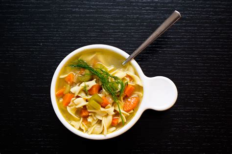 soup delivered to your door sick now you can get chicken soup delivered to