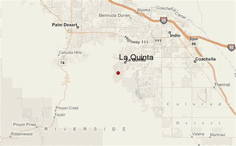 california map la quinta la quinta location guide