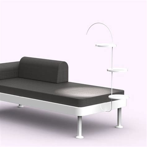 Interior Design Concept by Tom Dixon Hacks Ikea Bed With Delaktig Open Source Design