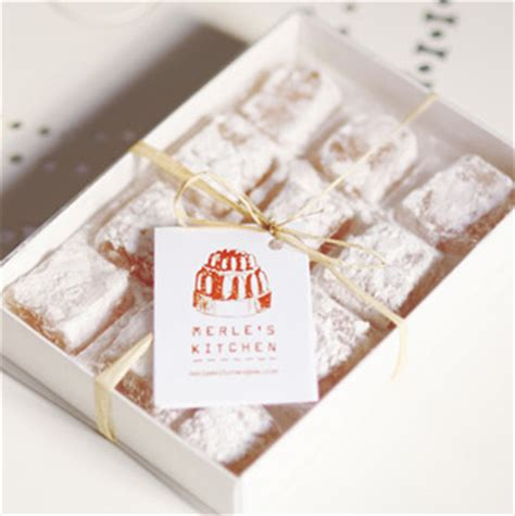 Handmade Turkish Delight - merles kitchen fresh handmade turkish delight made to