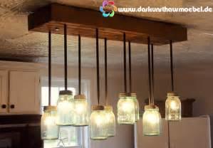 Pottery Barn Mason Jar Lights 5 Propuestas De L 225 Mparas De Techo De Palets Elegantes Y
