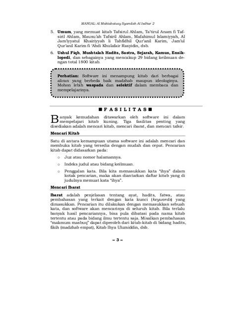 Fikih Masbuq maktabah syamilah manual al isdhar 2 rmi project syndication www