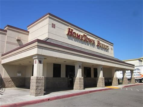 hometown buffet locations in ca