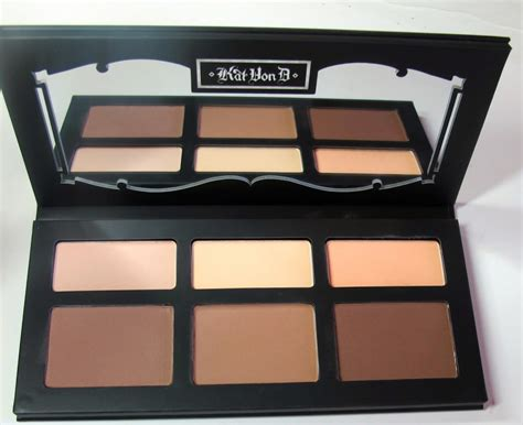 d shade and light contour palette d shade light contour palette and brush