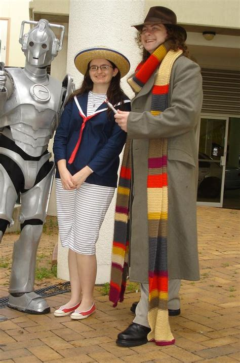 level 2 doctor who fourth 4th doctor romana ii costume by morgandea on deviantart