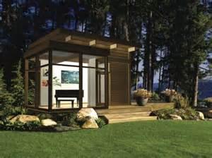 eco friendly modern studio kit by lindal cedar homes inhabitat green design innovation