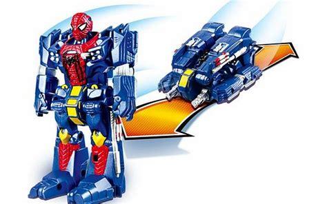 Hasbro Web Battlers Web Attack Tinggi 6 Inch 1 figures 3 fig