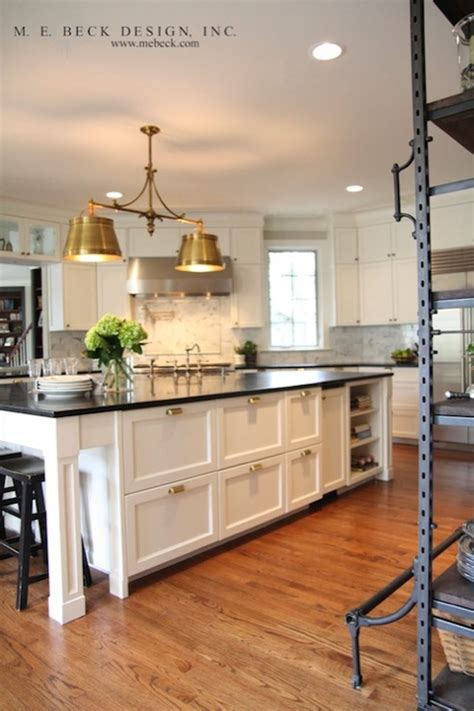White Cabinets With Antique Brass Hardware The Philosophy Of Interior Design 2014 Kitchen Remodeling