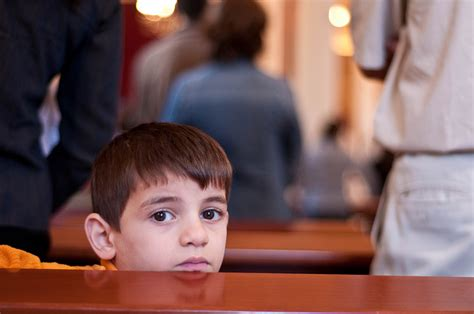 A Kid Basilica A Guide To Helping Children With Autism At Church Mormon Hub
