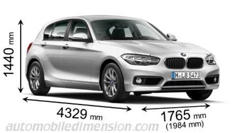 Dimensions Of 3 Car Garage dimensions des voitures bmw avec longueur largeur et hauteur