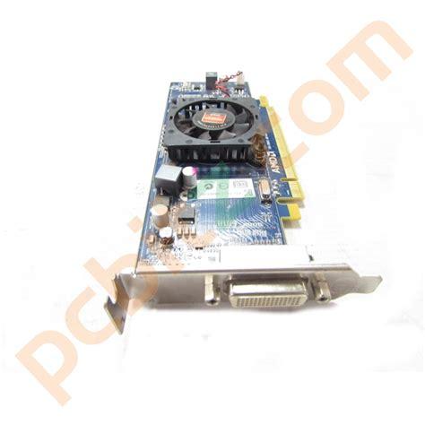 Vga Card Pci Express 512mb dell hfkyc ati radeon hd 6350 512mb dms 59 pci express