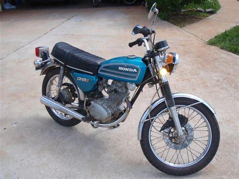 honda cb 125 1975 honda cb125s ls1tech