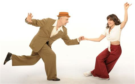 lindy hop swing out about
