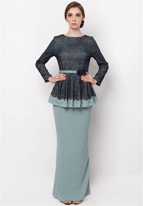 Set Kebaya Knf 820 A baju kurung my style baju kurung kebaya