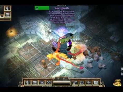 Kaos The Fate fate undiscovered realms kaos war