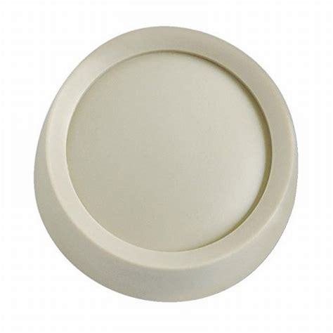 Rotary Replacement Knob by Leviton 26115 I Rotary Dimmer Replacement Knob Ivory At