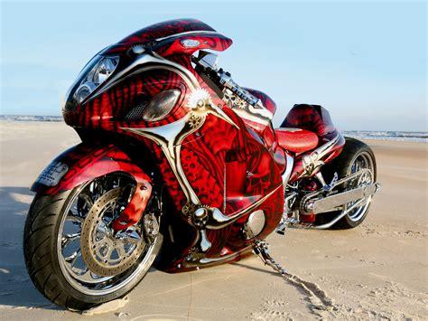 Custom Suzuki Bikes Suzuki Hayabusa Hd Wallpaper Busa