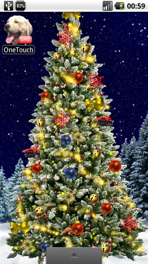 christmas tree live images wallpaper auto design tech