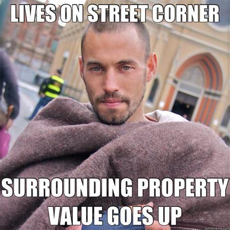 Photogenic Runner Meme - ridiculously photogenic homeless guy adviceanimals