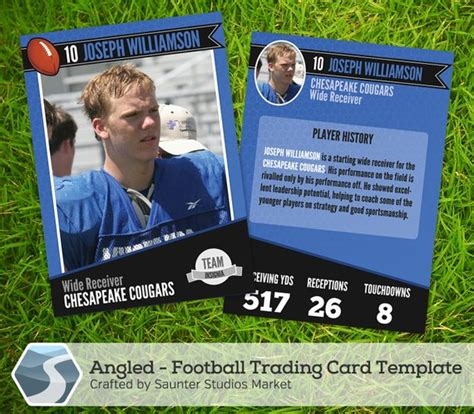 topps basketball card template photoshop angled football trading card 2 5 x 3 5