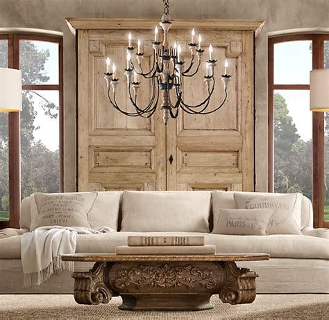 restoration hardware living room restoration hardware revisited i may you bossy color elliott interior design