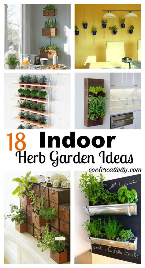 inside herb garden 18 indoor herb garden ideas
