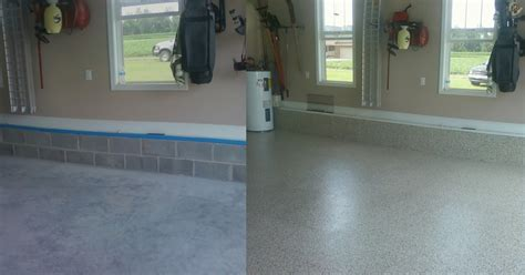 birmingham garage flooring choices options