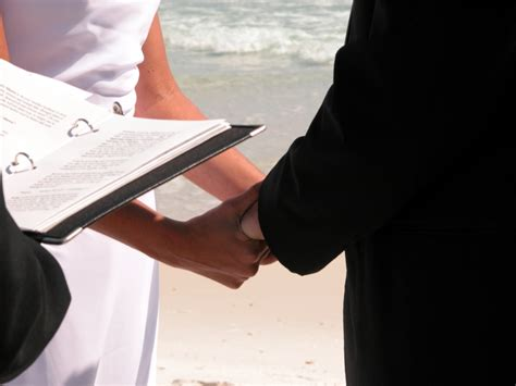 Wedding Officiant by Adrianne Elizabeth Events Wedding Wednesday Inviting