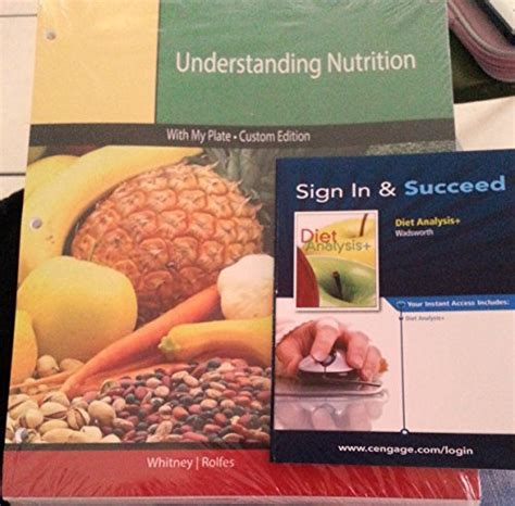 understanding nutrition books understanding nutrition with my plate diet analysis
