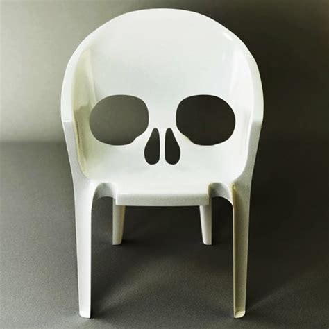 images  creepy furniture  pinterest skull