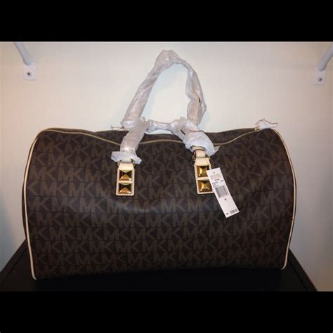 Purse Deal Gryson Mini Duffle Bag by 25 Michael Kors Accessories Mk Duffle Bag From