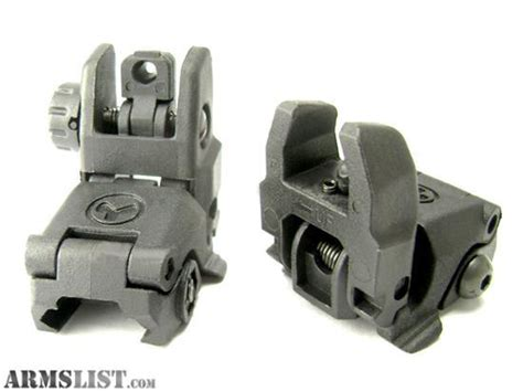 Pisir Magpul Mbus Tactical armslist for sale magpul mbus back up sights 2