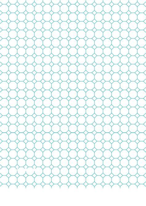 hexagon graph paper hexagonal graph paper printable pdf