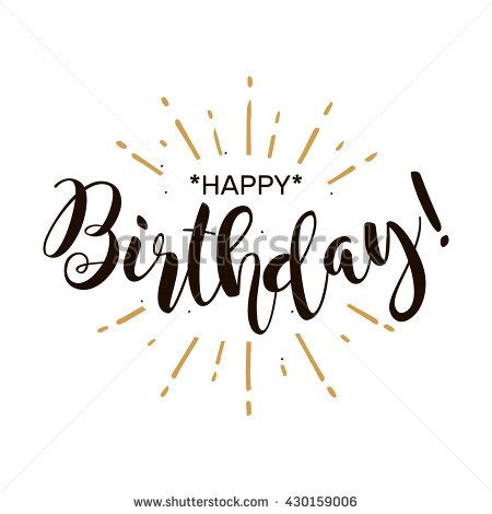 design happy birthday word happy birthday stock images royalty free images vectors