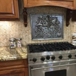 How To Install Mosaic Tile Backsplash In Kitchen light gold herringbone natural stone mosaics tile