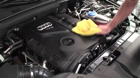 steam clean motor steam vapour cleaning the engine bay