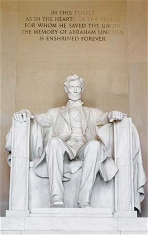 who wrote the best biography of abraham lincoln lincoln memorial monument washington district of